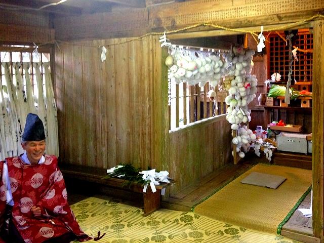 潮神社 春季例祭2