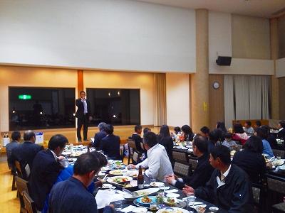 龍谷大学女子柔道部との交流会