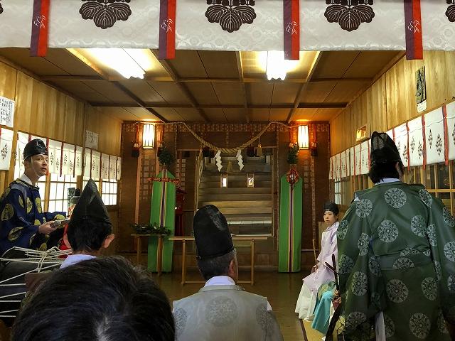 里宮神社春季大祭2019 湯前町