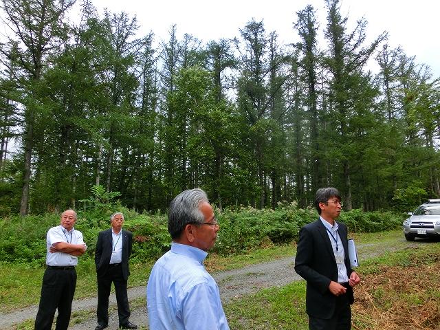 JTの森積丹事業